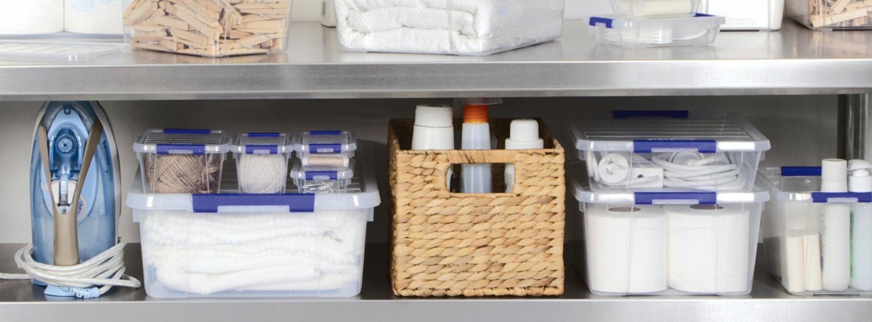 Storage - универсальные контейнеры различных форм и размеров