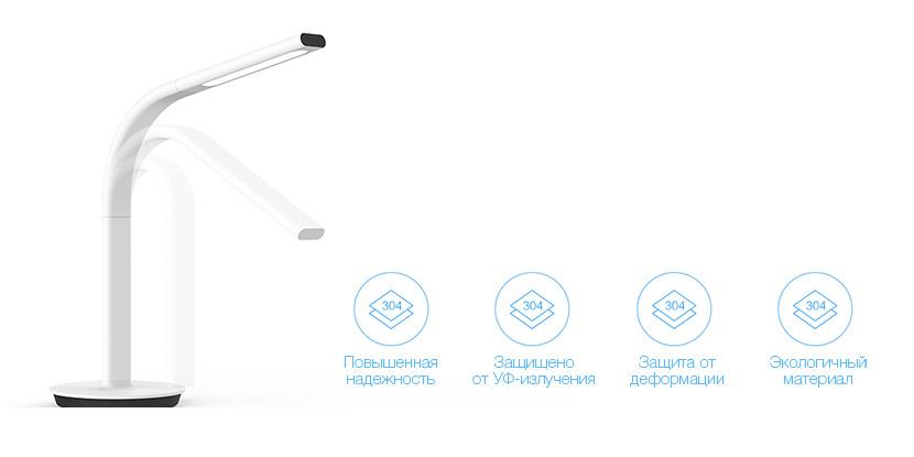 Настольная лампа Xiaomi Mi Philips Eyecare Smart Lamp 2