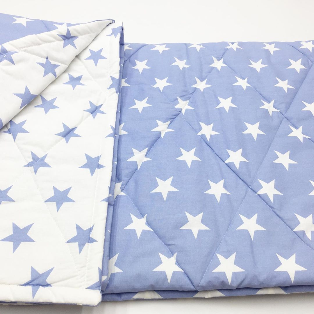 Одеяло для новорожденного своими руками