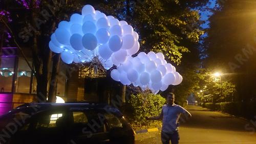 Светящиеся шары фото