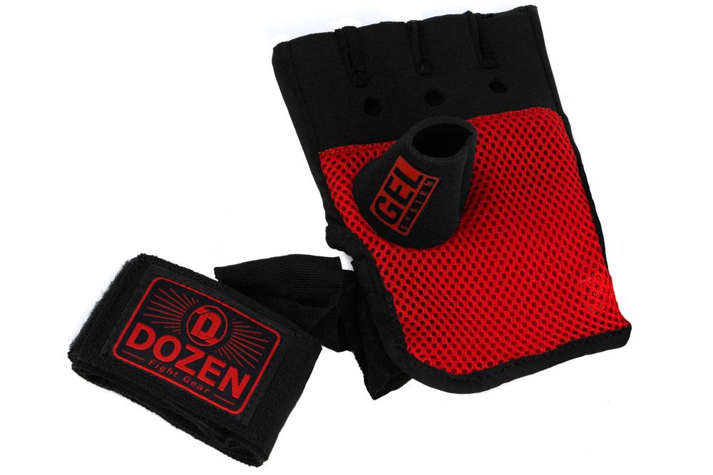Вентиляция быстрых бинтов Dozen Pro Gel Air Red