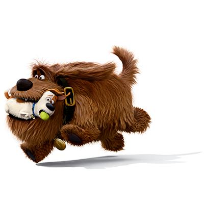 Игрушки из мультфильма Тайная жизнь домашних животных купить