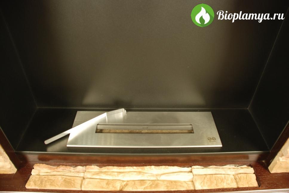 топливный блок биокамина в портале