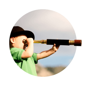Детские подзорные трубы
