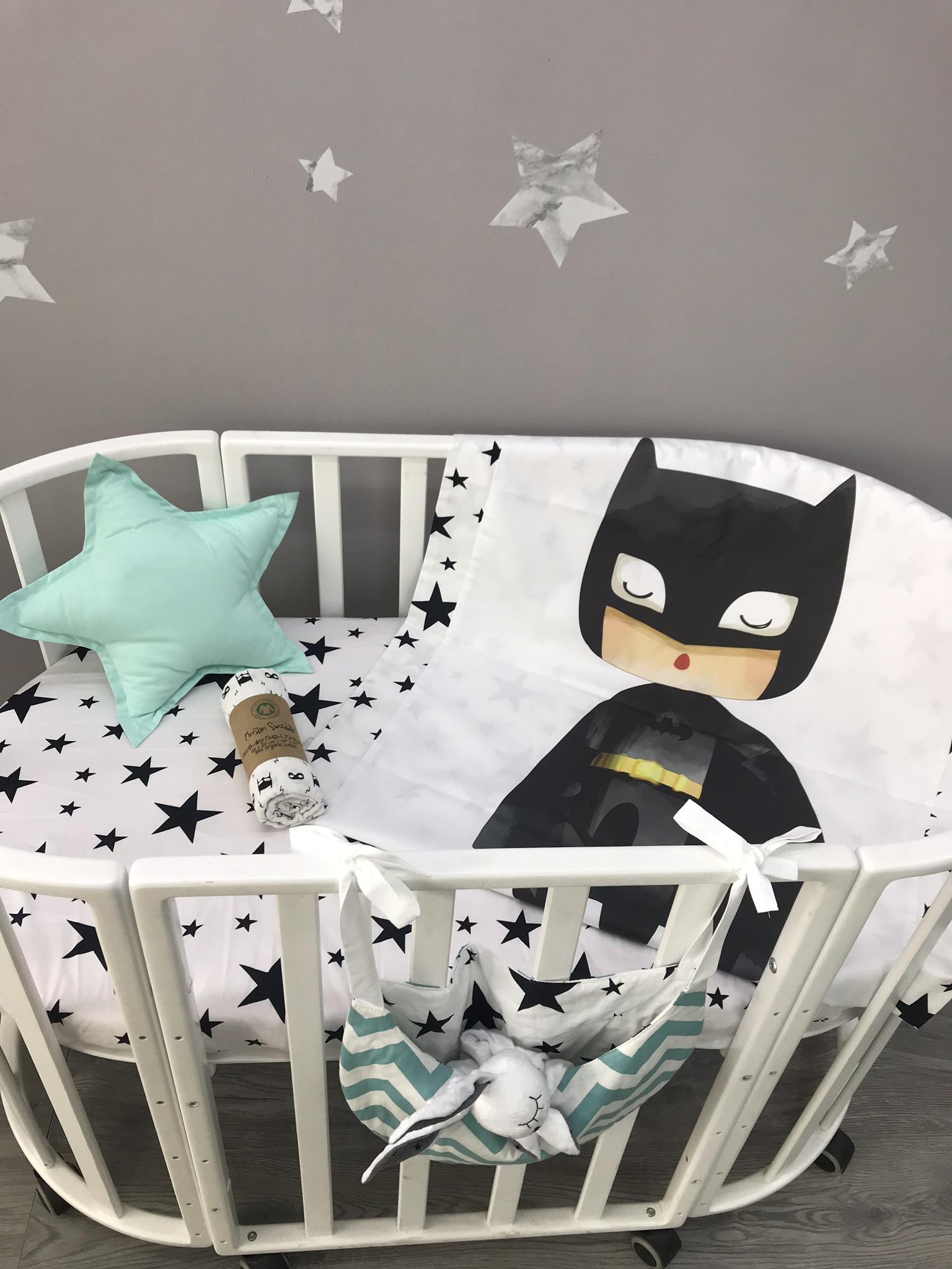 Тонкое одеяло для новорожденного