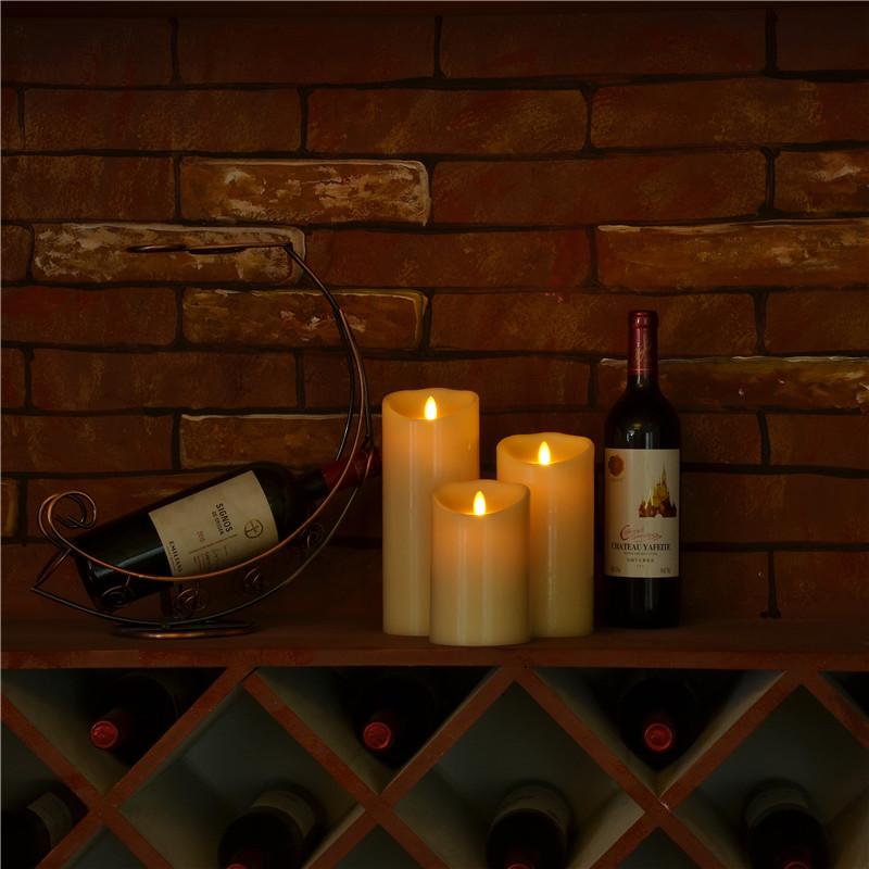 LED декоративные свечи