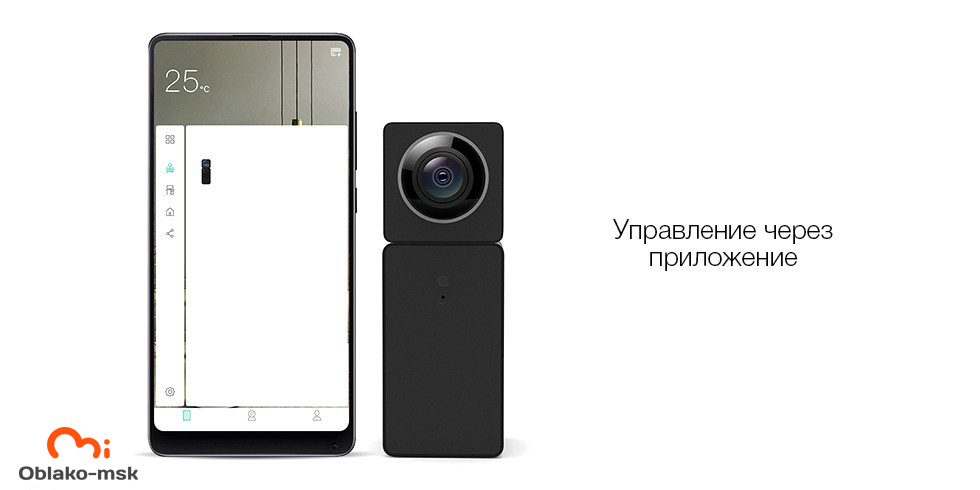 Xiaomi Hualai Xiaofang Smart Dual Camera 360° IP-камера видеонаблюдения