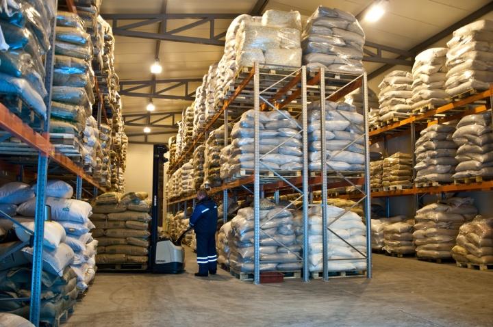 Все хранимые на складе материалы должны учитываться в форме М-17