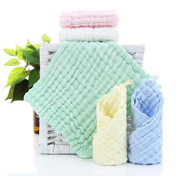 Красивое полотенце для лица