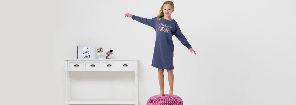 Домашняя одежда для девочек