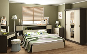 БАСЯ Набор мебели для спальни