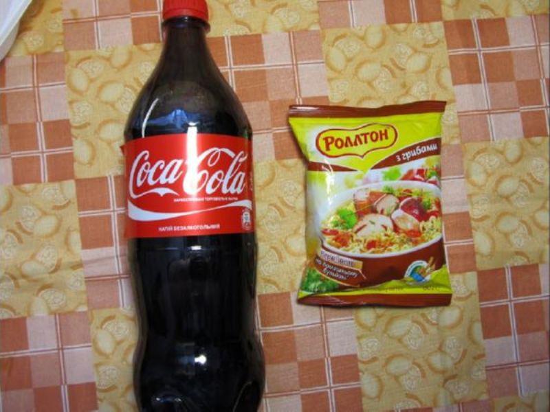 Роллтон и Кока-Кола