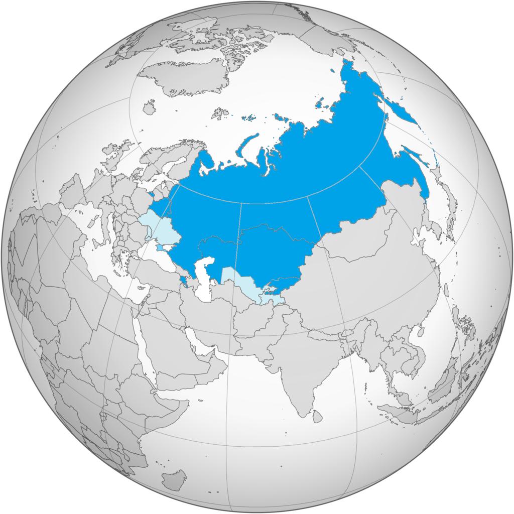 Из Москвы в 83 региона