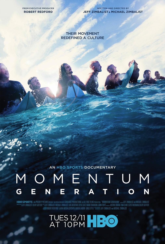 Поколение движения (Momentum Generation), 2018