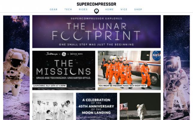онлайн-издание Supercompressor