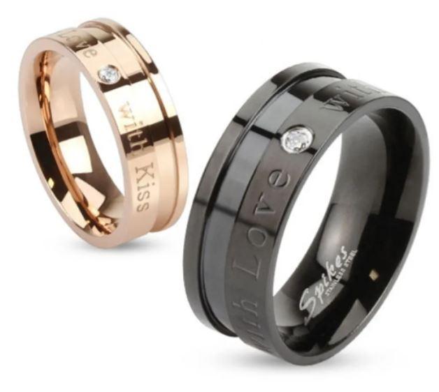 Фото мужские парные кольца