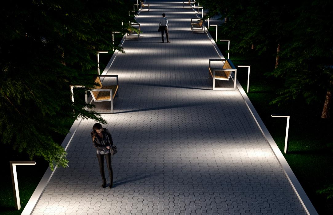 Производство парковой мебели под проект