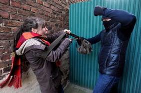 защита электрошокером для самообороны