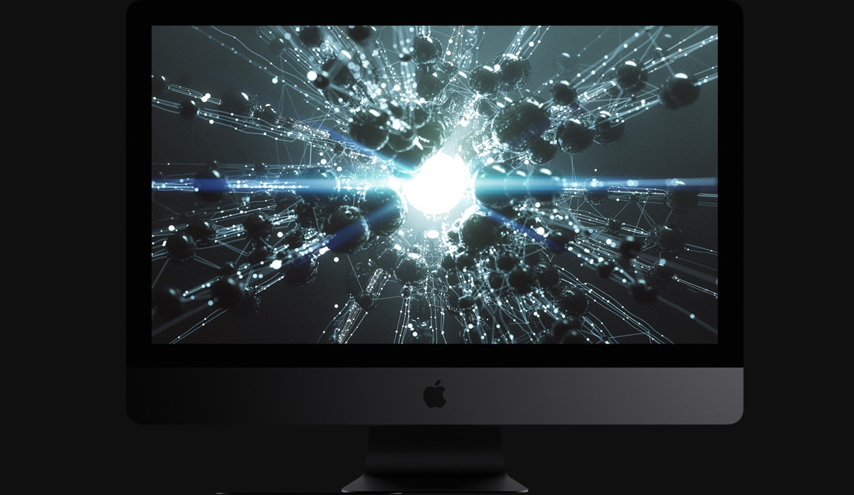 Обзор Apple iMac Pro 27-inch Retina display 5K Late 2017.