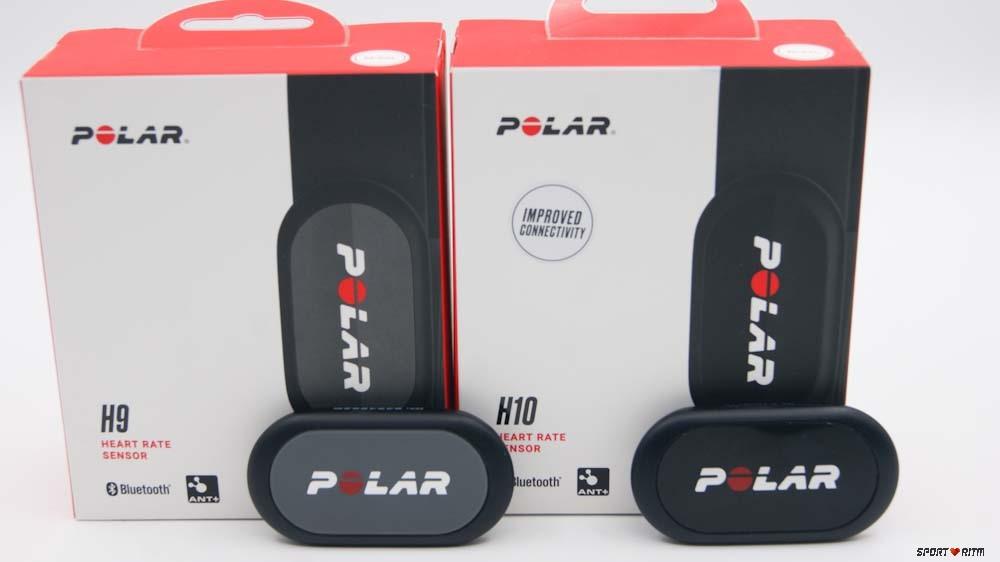 Polar H9 и Polra H10