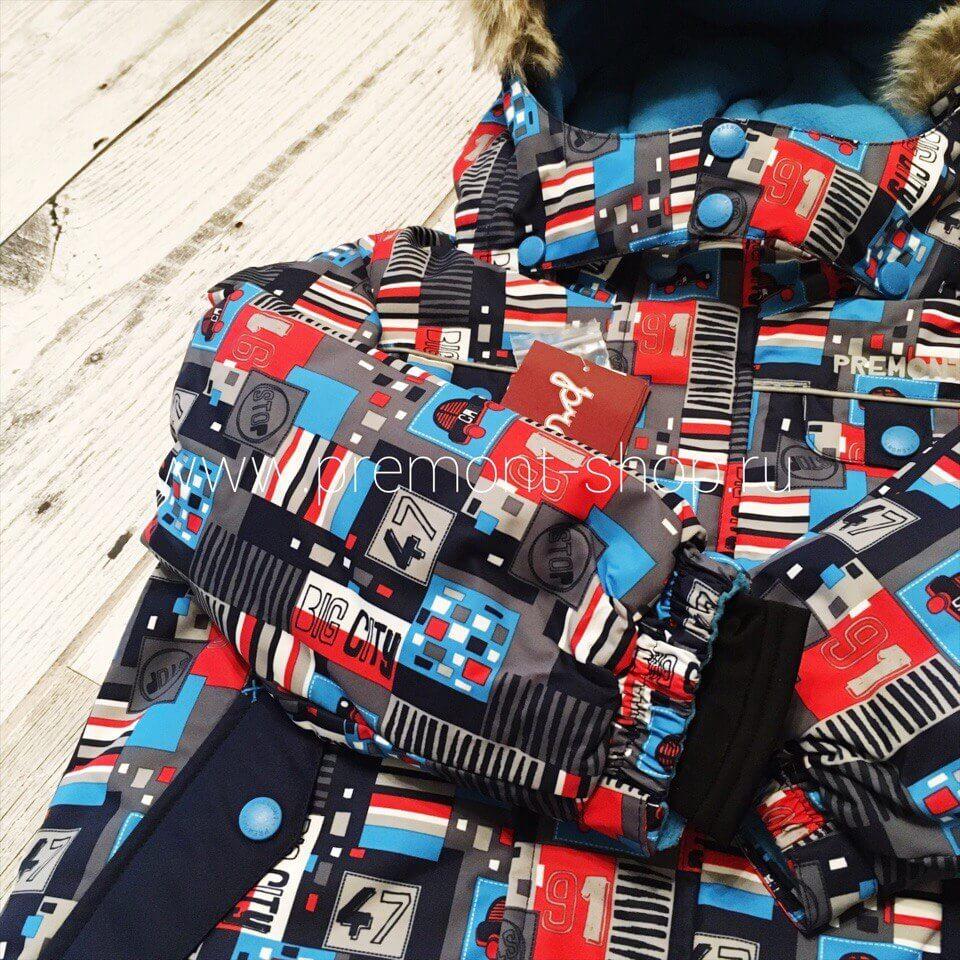 Куртка Premont Детройт для мальчиков