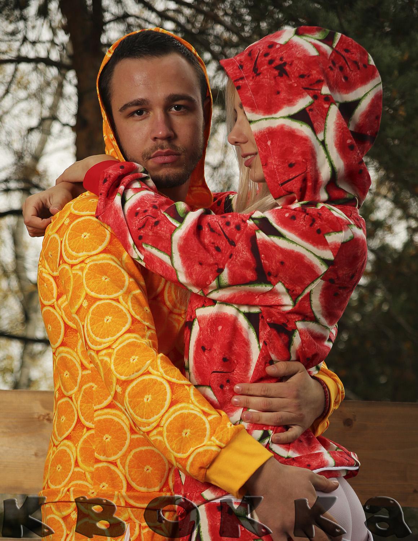 Легкие пижамы комбинезоны от Квокка Арбузы и Апельсины