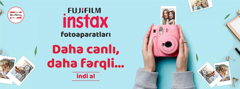 İnstax Fujifilm