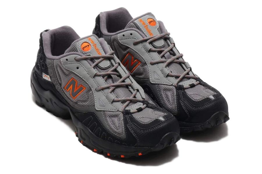 Кроссовки New Balance 703 Black - 2