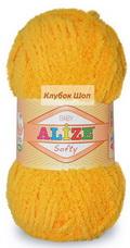 Пряжа Softy Baby Alize в интернет-магазине klubokshop.ru