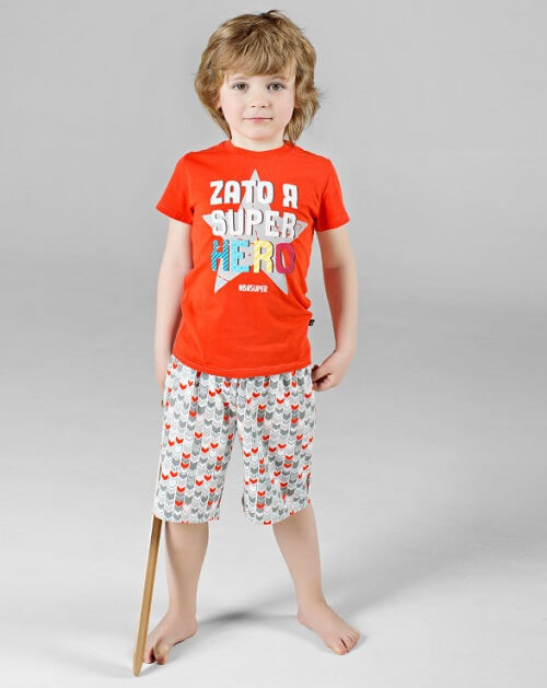 Пижама Босса Нова купить в интернет-магазине Мама Любит для мальчиков!
