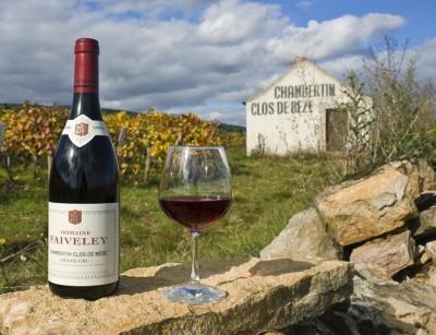 Франция маркирует вина