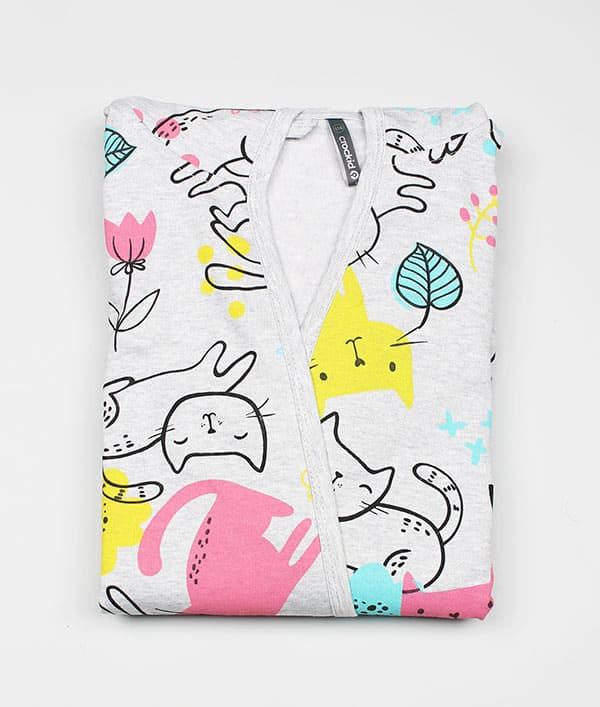 Красивый халат для девочки 2021