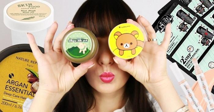 Обзор корейской косметики