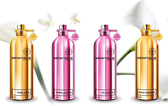 Аромат Montale Crystal Flowers. Купить духи Montale Crystal Flowers. отзывы  о Монталь Кристальные цветы (Кристал Фловерс)