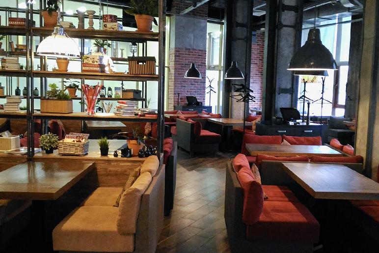 Ресторан Токио-Sity, пр. Просвящения, 48