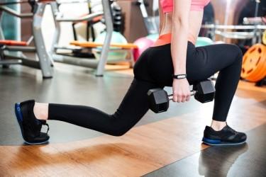 упражнения чтобы похудели бёдра