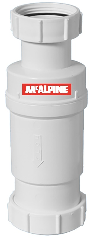 McAlpine sifon