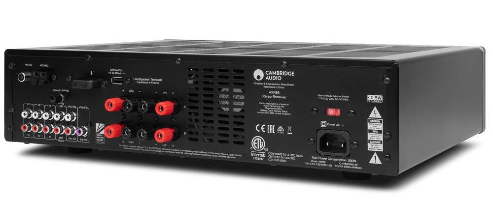 Стерео ресивер Cambridge Audio AXR85