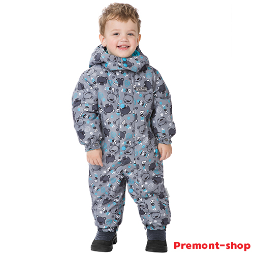 Комбинезон Premont Малыш Барибал S18301 Весна-Осень на мальчике