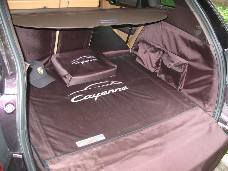 Защитный чехол в багажник Individual