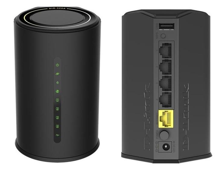 Стационарный Wi-Fi роутер с WAN-портом и USB для мобильного модема