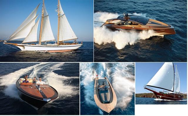 Лодки катера и яхты - обслуживание