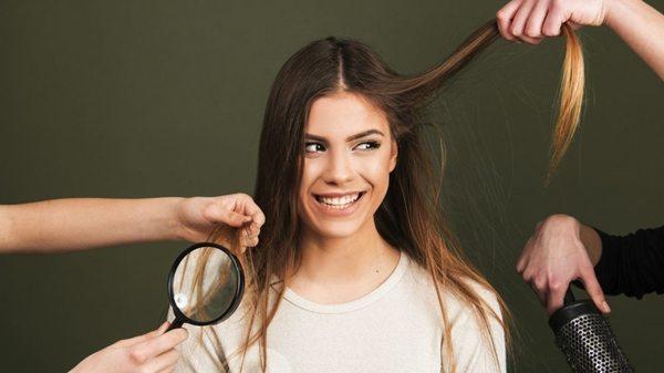 статика на волоссі
