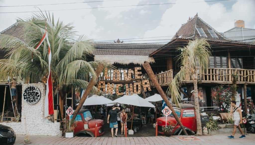 Район Чангу, Бали
