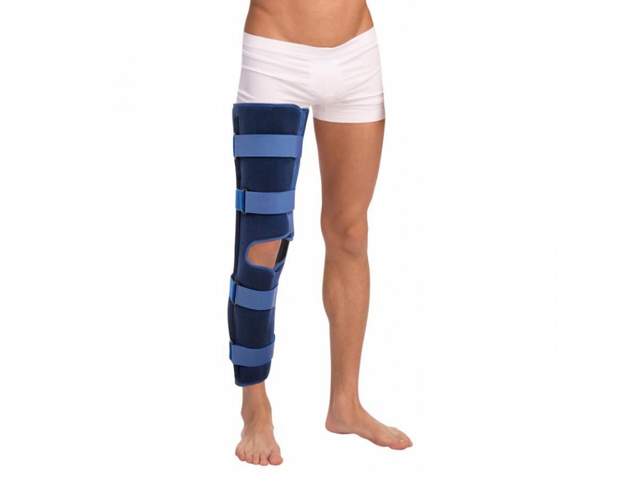 Стабилизирующая шина на колено