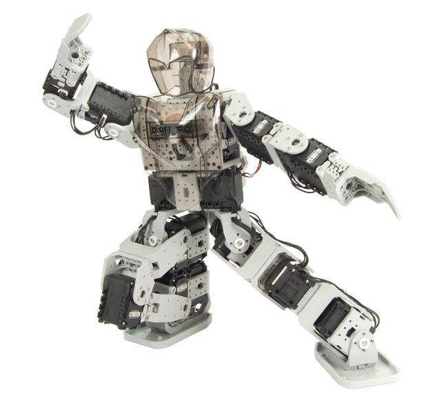 Робот Bioloid Premium в сборе