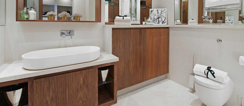Комплект мебели для ванной комнаты