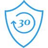ГАРАНТИЯ ВОЗВРАТА 30 ДНЕЙ - БЕЗ ОБЪЯСНЕНИЯ ПРИЧИН