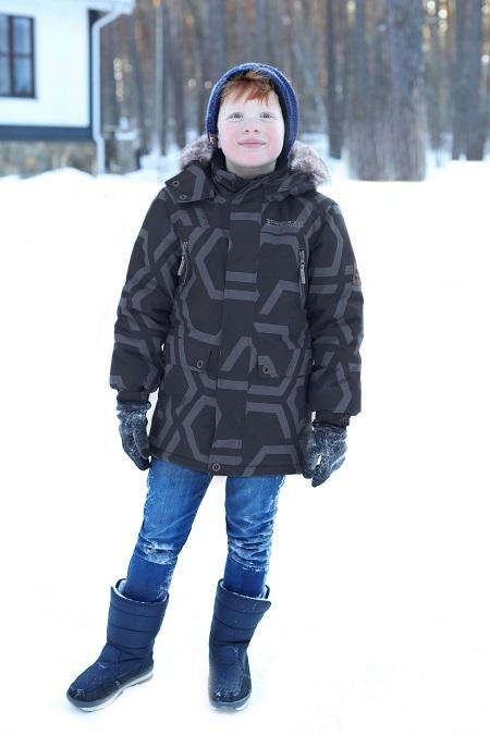 Парка Premont Вулкан Миджер WP92474 Grey купить в интернет-магазине Premont-shop