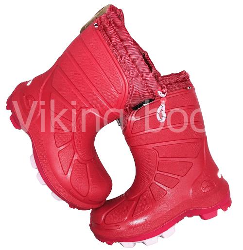 Зимние сапоги Viking Extreme Cerise Pink купить в интернет-магазине Viking-boots
